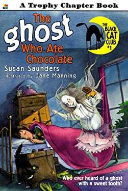 The Ghost Who Ate Chocolate