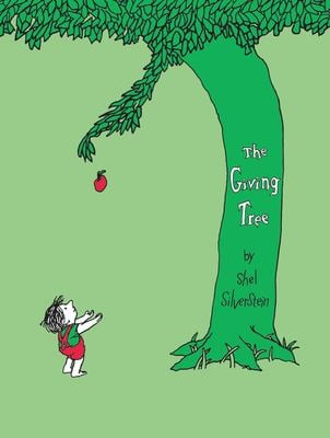 The Giving Tree 9780060256654