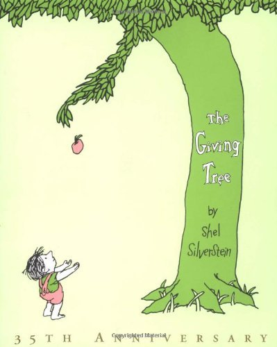 The Giving Tree Slipcase Mini Edition 9780060284510