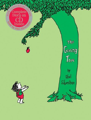 The Giving Tree [With CD] 9780060586751