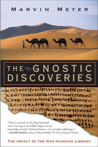 The Gnostic Discoveries: The Impact of the Nag Hammadi Library 9780060858322