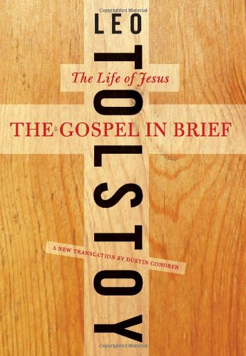 The Gospel in Brief: The Life of Jesus 9780061993459