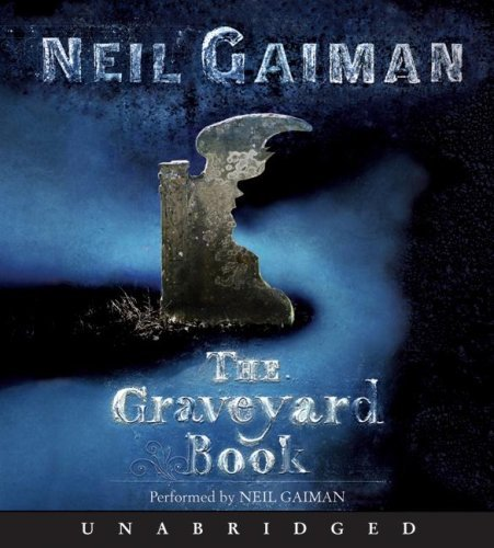The Graveyard Book 9780061551895