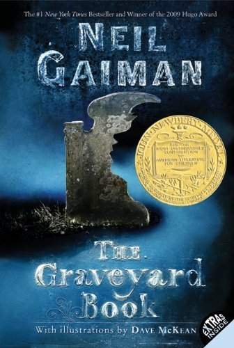The Graveyard Book 9780060530945