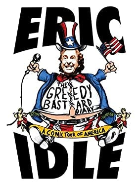 The Greedy Bastard Diary: A Comic Tour of America
