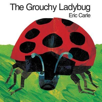 The Grouchy Ladybug 9780064434508