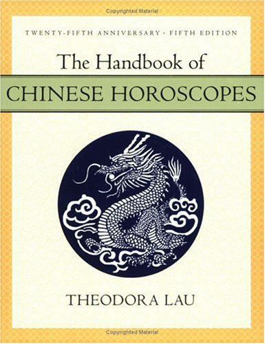 The Handbook of Chinese Horoscopes 9780060777777