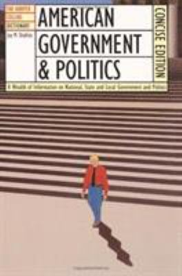 The HarperCollins Dictionary of American Government and Politics