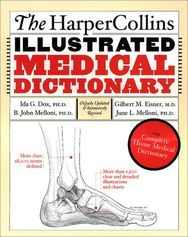 The HarperCollins Illustrated Medical Dictionary, 4th Edition