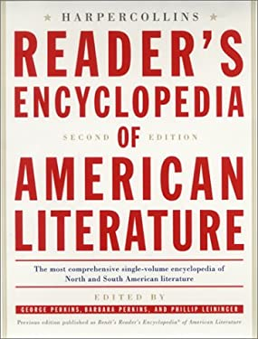 The HarperCollins Reader's Encyclopedia of American Literature, 2nd Edition