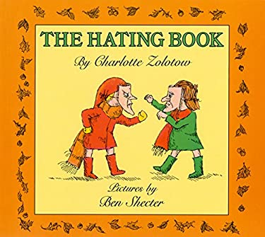 The Hating Book 9780064431972