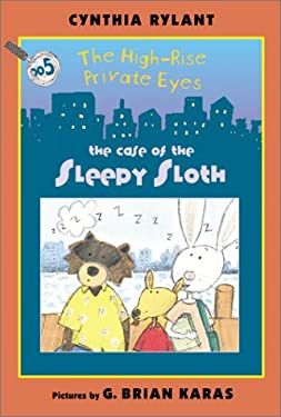 The High-Rise Private Eyes #5: The Case of the Sleepy Sloth