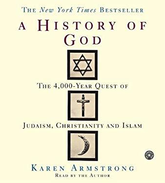 The History of God CD: The History of God CD