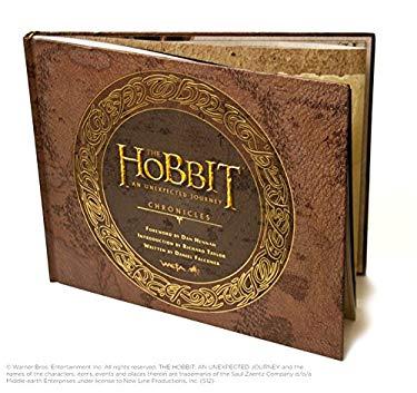 The Hobbit: An Unexpected Journey: Chronicles: Art & Design