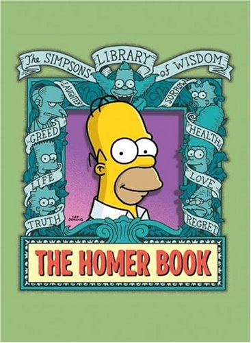 The Homer Book 9780061116612