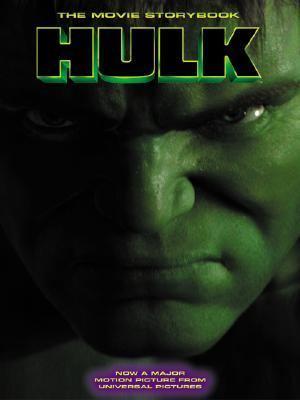 The Hulk: The Movie Storybook