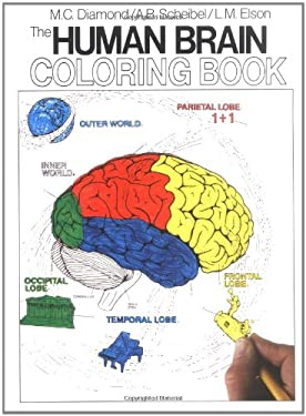 The Human Brain Coloring Book 9780064603065