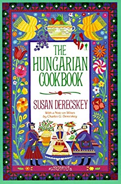 The Hungarian Cookbook 9780060914370