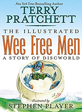 The Illustrated Wee Free Men: A Story of Discworld 9780061340802