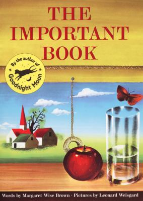 The Important Book 9780064432276