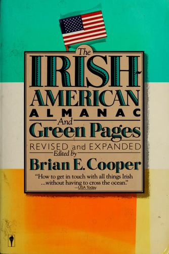 The Irish-American Almanac and Green Pages