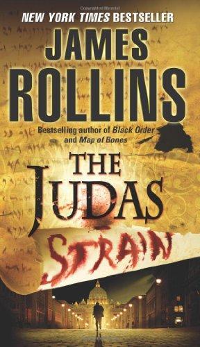 The Judas Strain 9780060765385