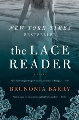 Book Review:  THE LACE READER by Brunonia Barry