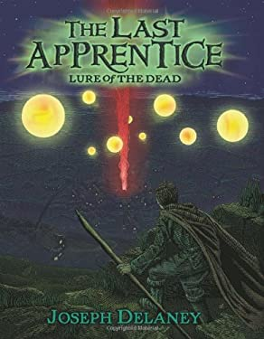 The Last Apprentice: Lure of the Dead (Book 10) 9780062027603