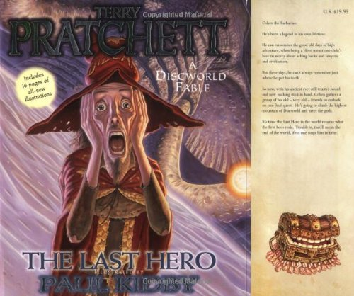 The Last Hero: A Discworld Fable 9780060507770