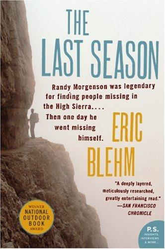 The Last Season 9780060583019