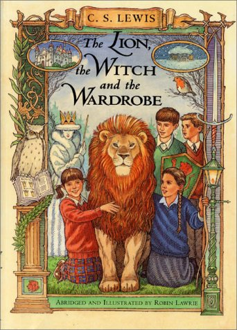 The Lion, the Witch and the Wardrobe: A Graphic Novel