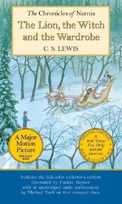 The Lion, the Witch and the Wardrobe [With CD]