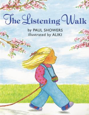 The Listening Walk 9780064433228
