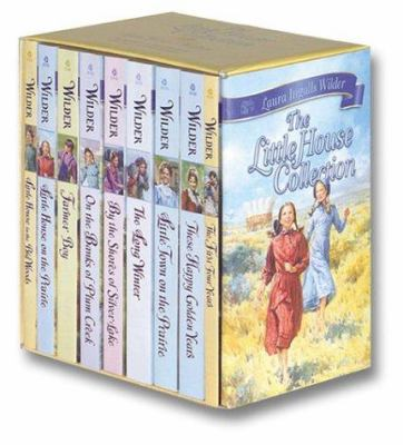 The Little House Collection Box Set 9780060529963