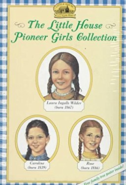 The Little House Pioneer Girls Boxed Set