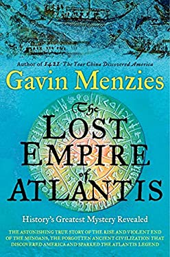 The Lost Empire of Atlantis: History's Greatest Mystery Revealed 9780062049483