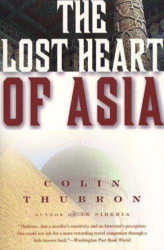 The Lost Heart of Asia 9780061577673