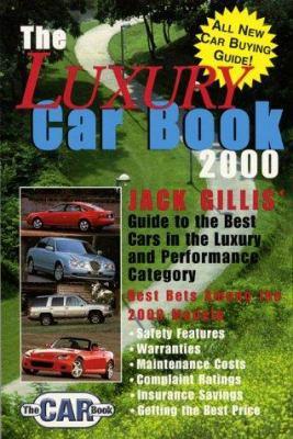 The Luxury Car Book