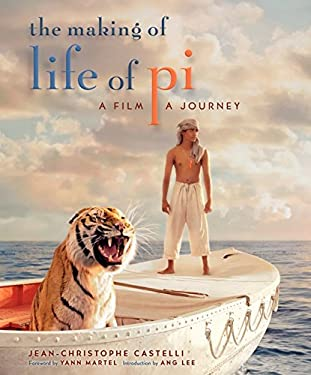The Making of Life of Pi: A Film, a Journey 9780062114136