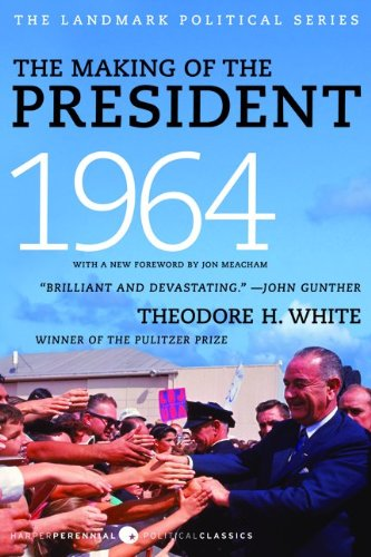 The Making of the President 1964 9780061900617