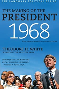 The Making of the President 1968 9780061900648