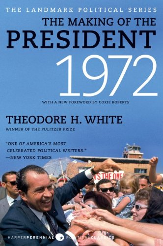 The Making of the President 1972 9780061900679