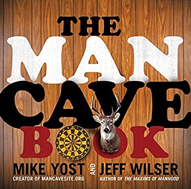 The Man Cave Book 9780062003928