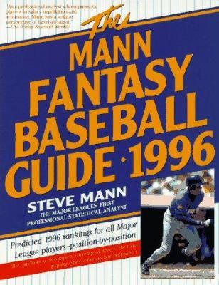 The Mann Fantasy Baseball Guide, 1996