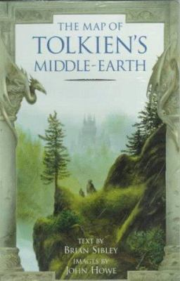 The Map of Tolkien's Middle-Earth: Map of Tolkien's Middle-Earth