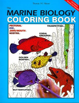 The Marine Biology Coloring Book, 2e 9780062737182