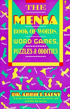 The Mensa Book of Words, Word Games, Puzzles, & Oddities
