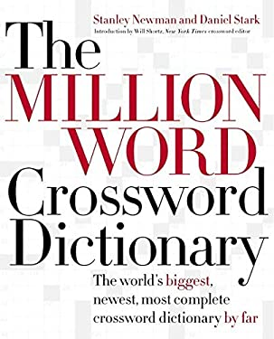 The Million Word Crossword Dictionary 9780060517564