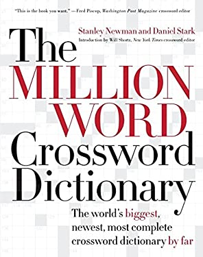 The Million Word Crossword Dictionary 9780060517571