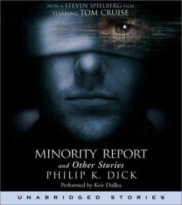 Minority Report and Other Stories, the CD: Minority Report and Other Stories, the CD